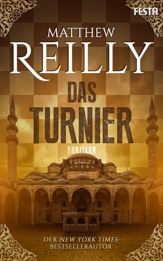 Matthew Reilly - Das Turnier