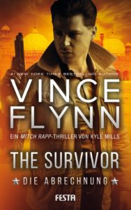 Vince Flynn - The Survivor - Die Abrechnung