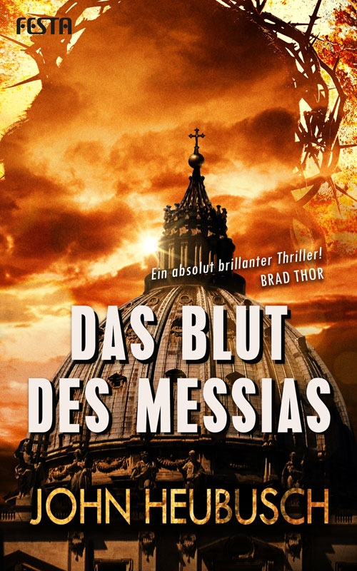 John Heubusch - Das Blut des Messias