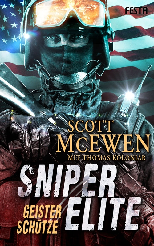Scott McEwen - Sniper Elite - Geisterschütze